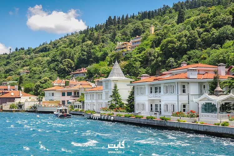 جزایر شاهزاده استانبول