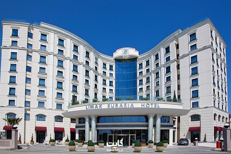 هتلهای پنجستاره استانبول