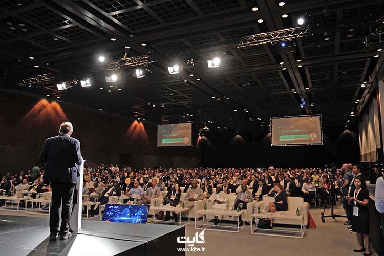 کنفرانس نمایشگاه جیتکس دبی