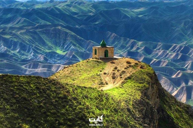 آرامگاه و گورستان خالد نبی
