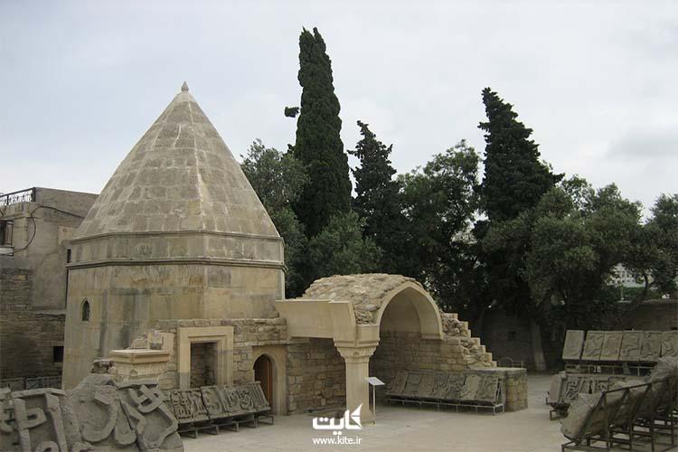 مقبره باکووی