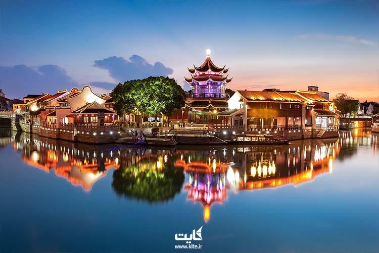 چین، اژدهای قرمز شرق آسیا