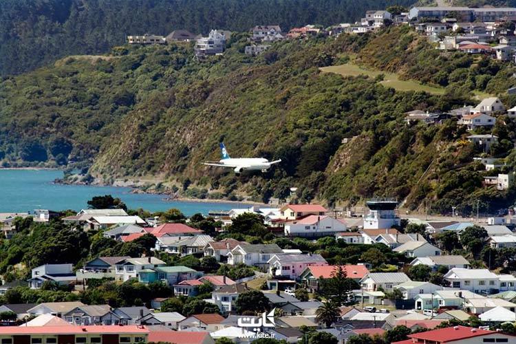 فرودگاه بینالمللی ولینگتون نیوزلند