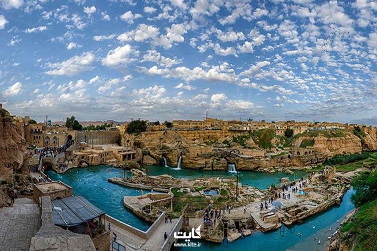 آبشارهای شوشتر، شوشتر، خوزستان