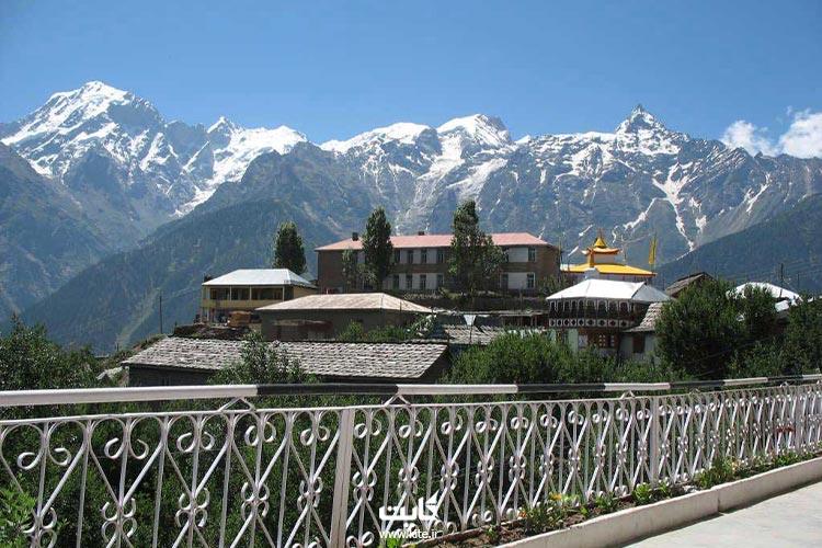 دارمشالا، منزلگاه دالایی لاما