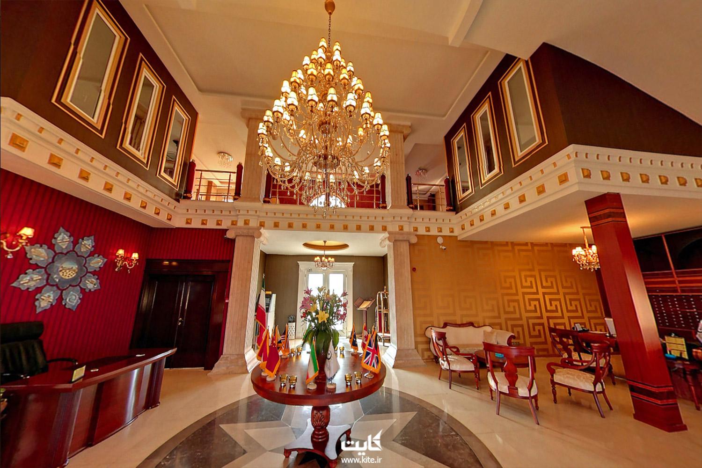 هتل ترنج کیش