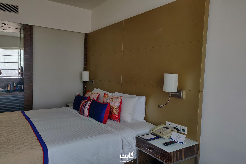 هتل ۴ ستارهی پارک پلازای شهر دهلی