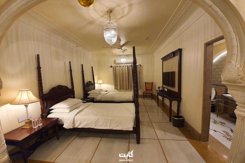 هتل شاهپورا هاوس جیپور