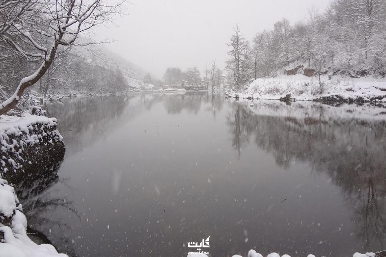 امکانات دریاچهی شورمست