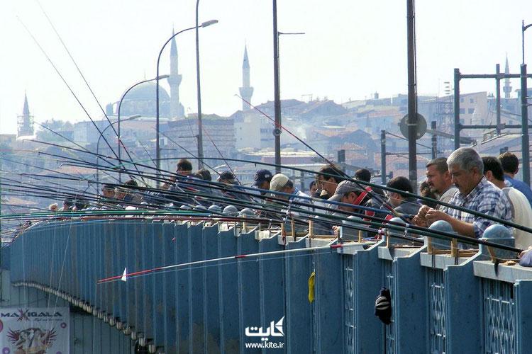پل گالاتای استانبول