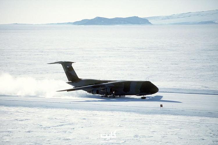 فرودگاه ایستگاه مکموردوی قطب جنوب