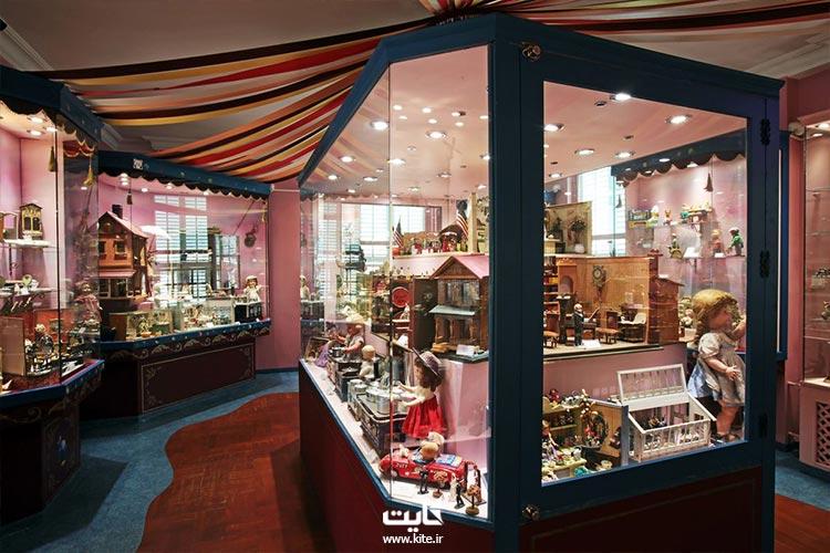 موزه اسباب¬بازی استانبول