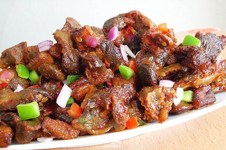 خوراک واویشکا، غذای محلی گیلان