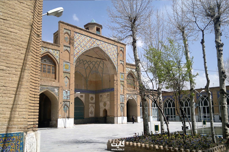 مسجد امام بروجرد در استان لرستان
