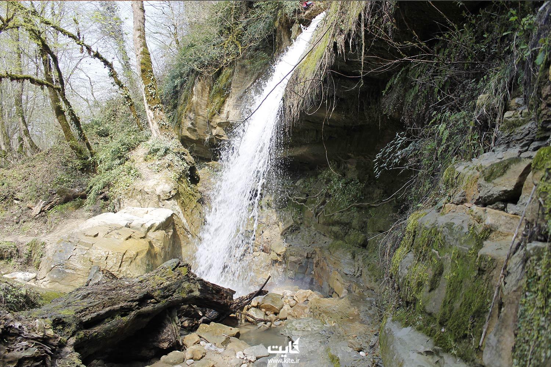 آبشار تزر