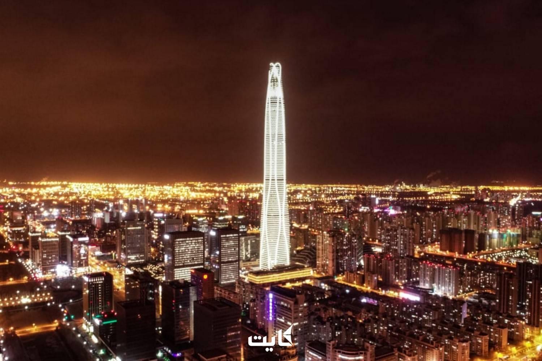 برج CTF تیانجین