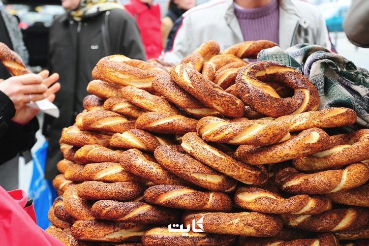 غذاهای خیابانی استانبول ترکیه
