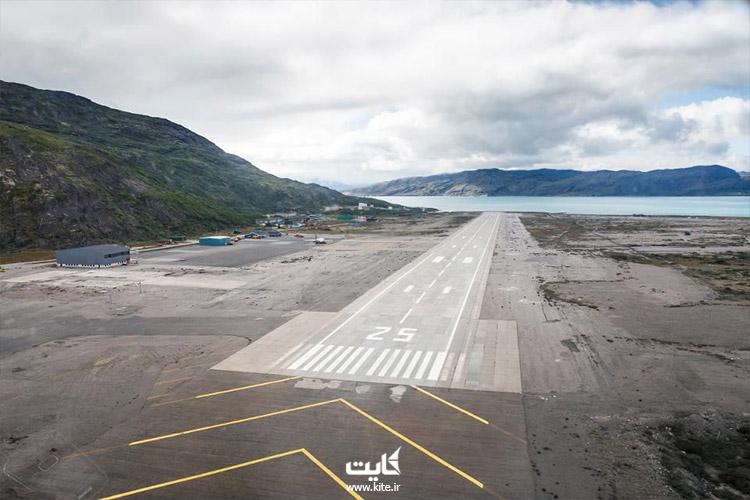فرودگاه نارساروآک گرینلند