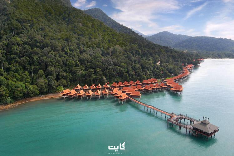 تور لنکاوی مالزی - هتل برجایا ریزورت