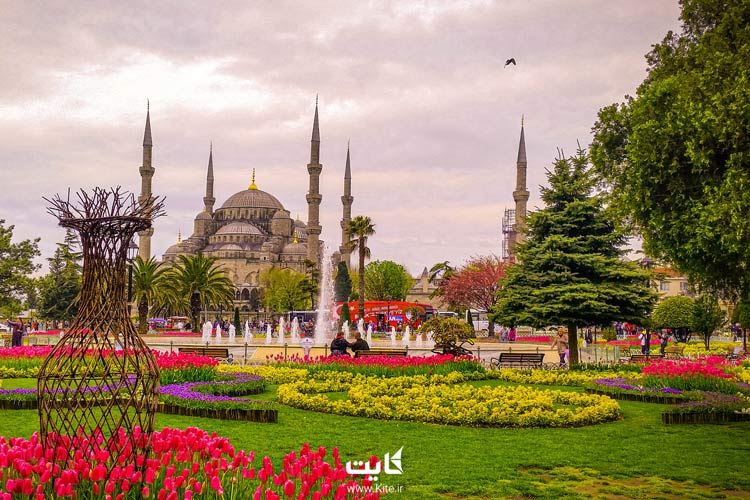 خدمات تور کایت - استانبول