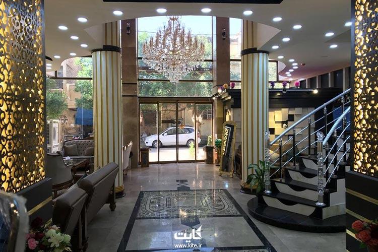 هتل برج السفیر کربلا
