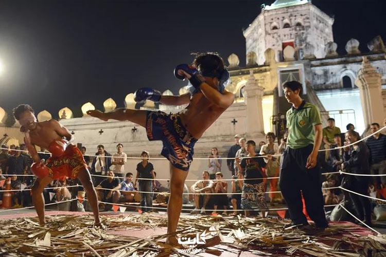 Catch a Live Muay Thai Match