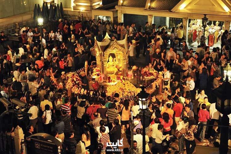 اراوان شراین (Erawan Shrine)