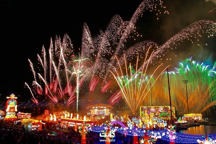 جشن سال نو چینی تایلند
