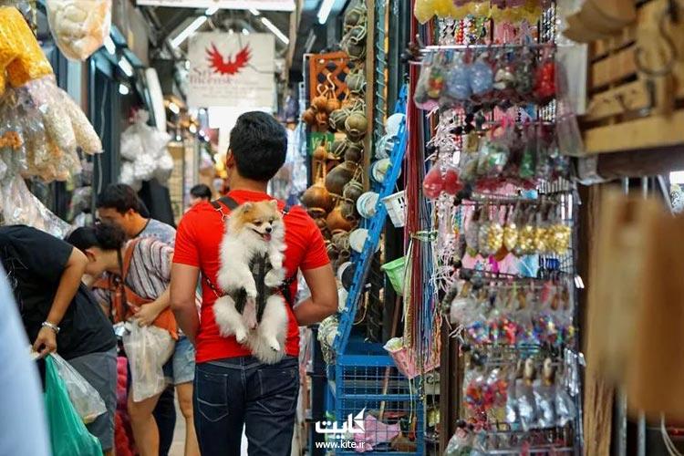 Go Shopping in Bangkok
