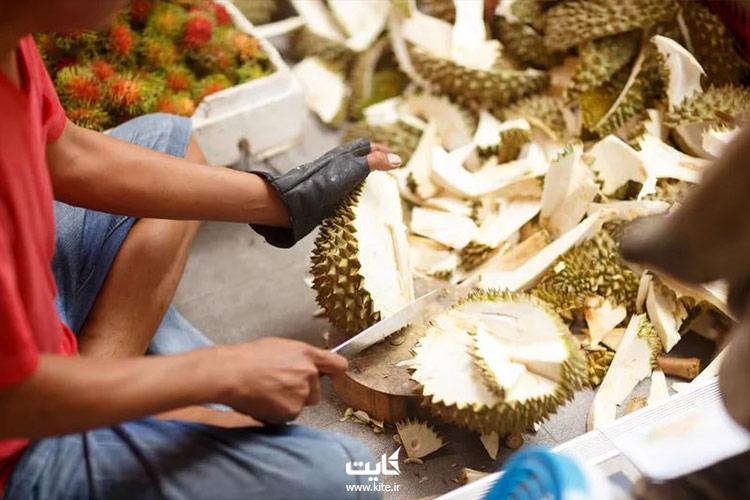 Go on a Thai Fruit Binge