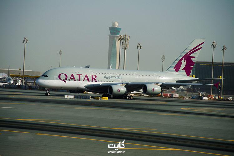بلیط هواپیما کربلا قطر ایرویز