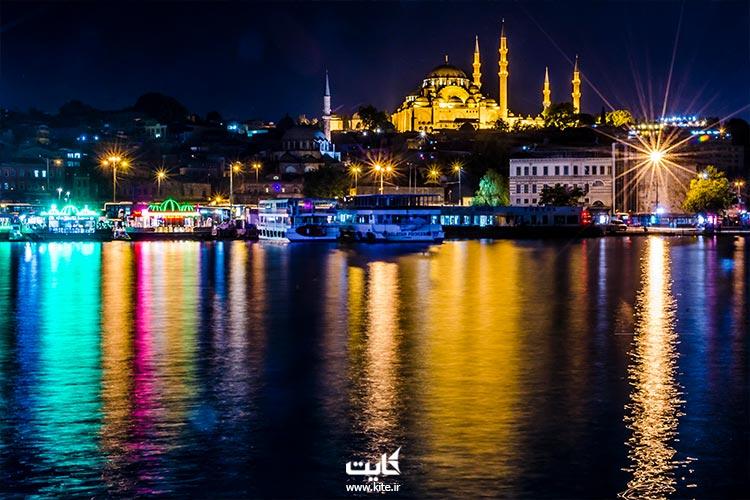همه چیز در مورد کشتی های کروز استانبول