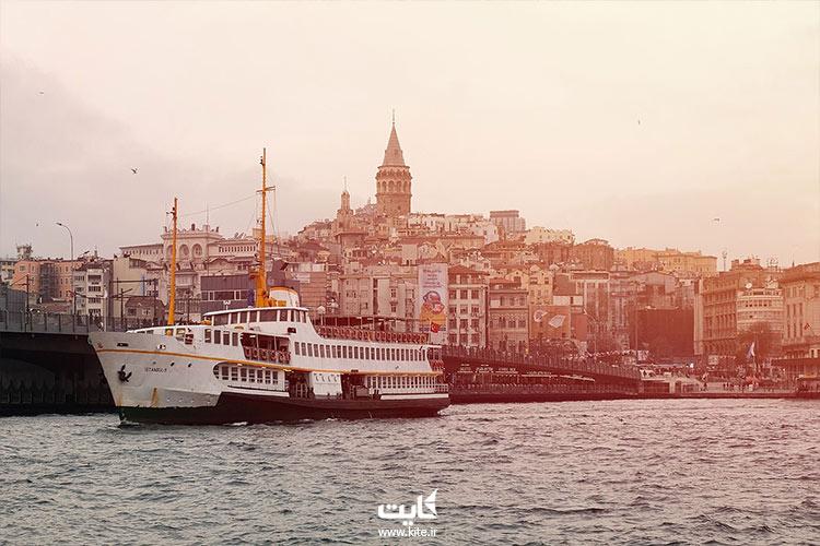 معرفی کشتی های کروز استانبول