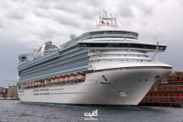 تور کشتی های کروز استانبول
