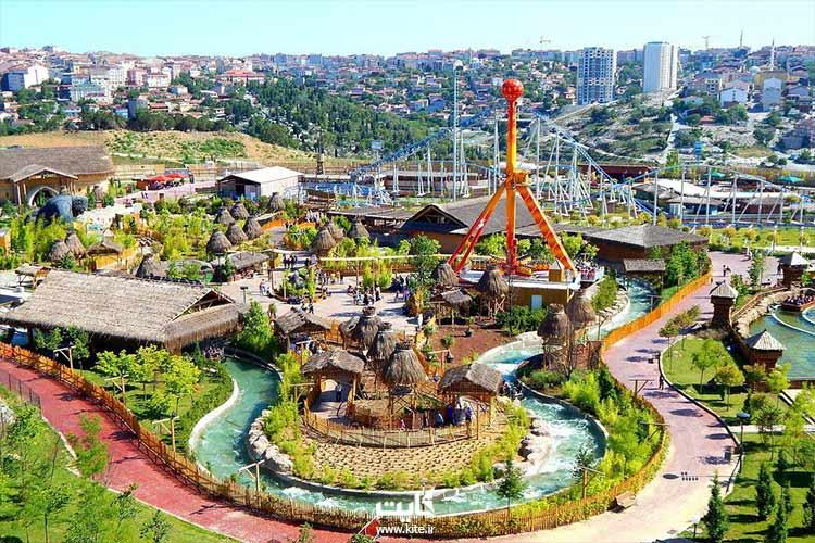 پارک موضوعی اسفانبول استانبول