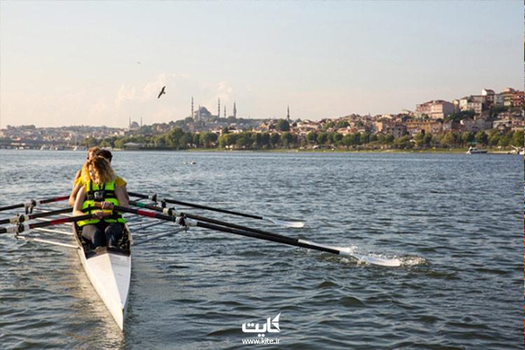 تور دوچرخه سواری استانبول
