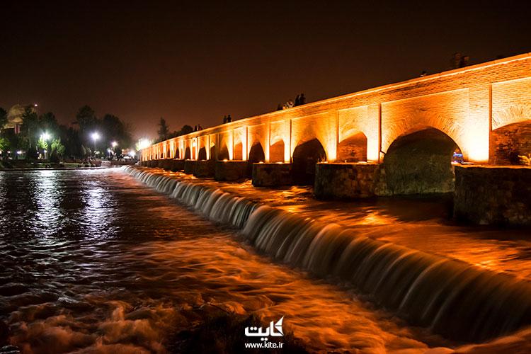 تور نوروز 99 اصفهان