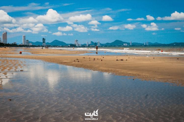 Jomtien-Beach---ساحل-جامتین