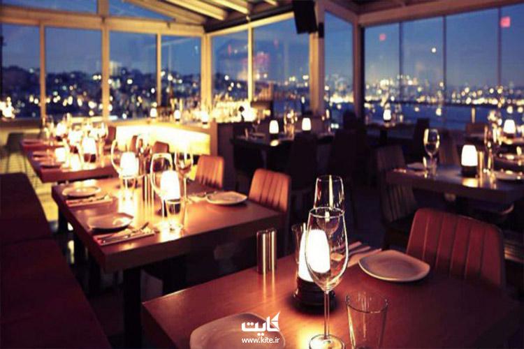 Leb-i derya یکی از بهترین رستوران های استانبول