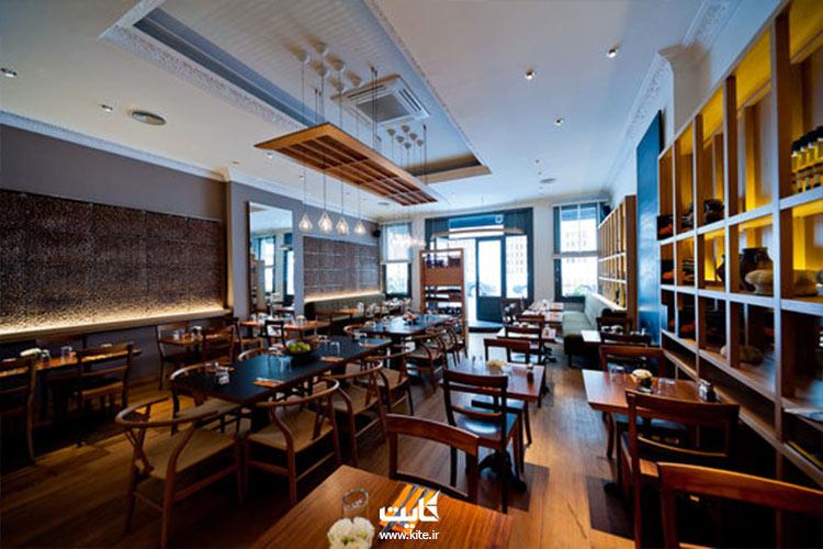 Lokanta Maya مایا  یکی از بهترین رستوران های استانبول
