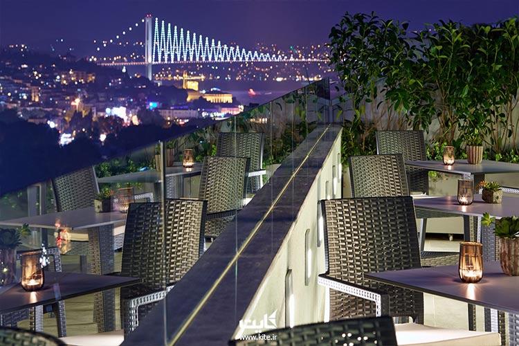 Mercure Istanbul Taksim هتل مرکور تقسیم