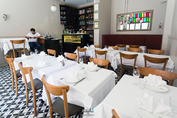 Meze by Lemon Treeنمونهای از بهترین رستوران های استانبول