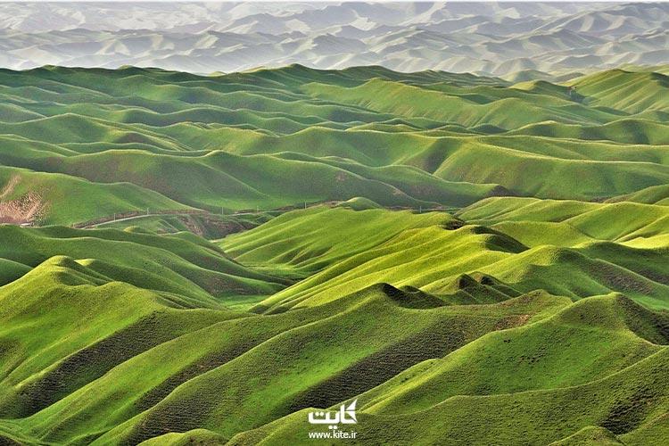 تور طبیعت گردی ترکمن صحرا