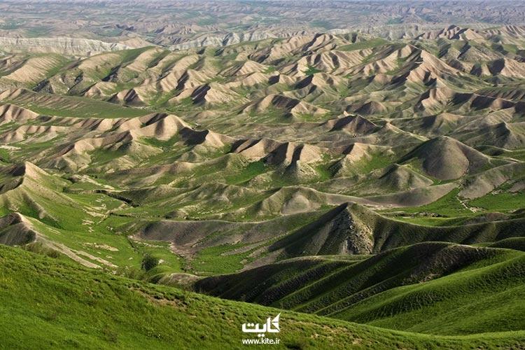 تور آفرود ترکمن صحرا