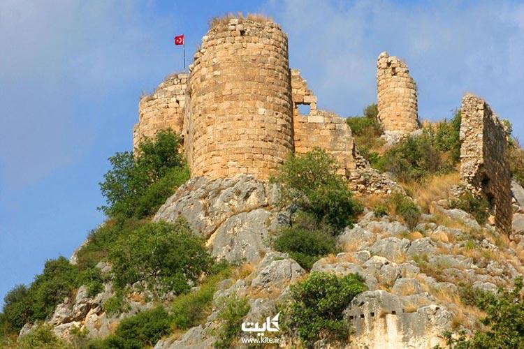 قلعه پاموکاله