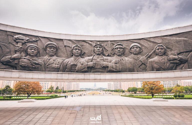 جاذبههای گردشگری کره شمالی