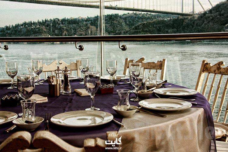Rumelihisari Iskele یکی از بهترین رستوران های استانبول