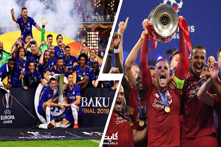 سوپر جام لیگ اروپا 2019