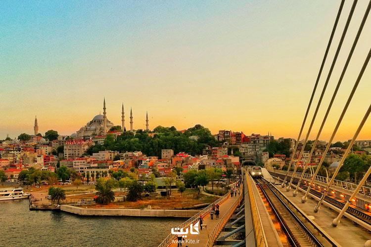 تور زمینی استانبول ترکیه