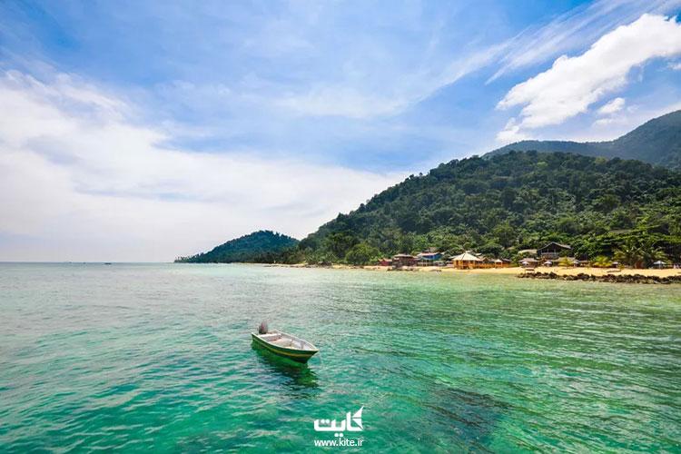 جزیره تیومان